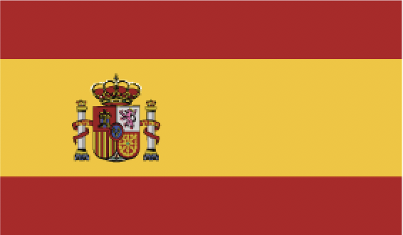 Standard Spanien