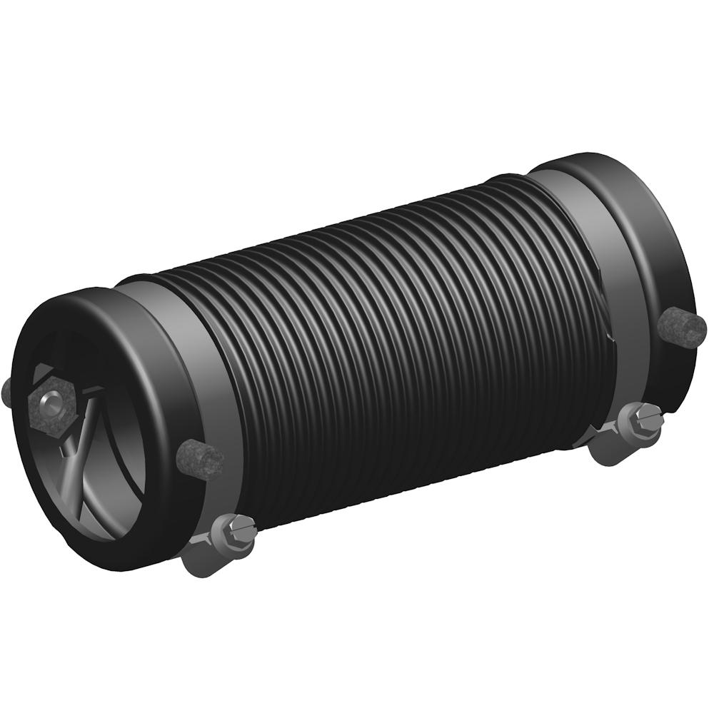 Seiltrommel - Typ III - Wickellänge 570 cm