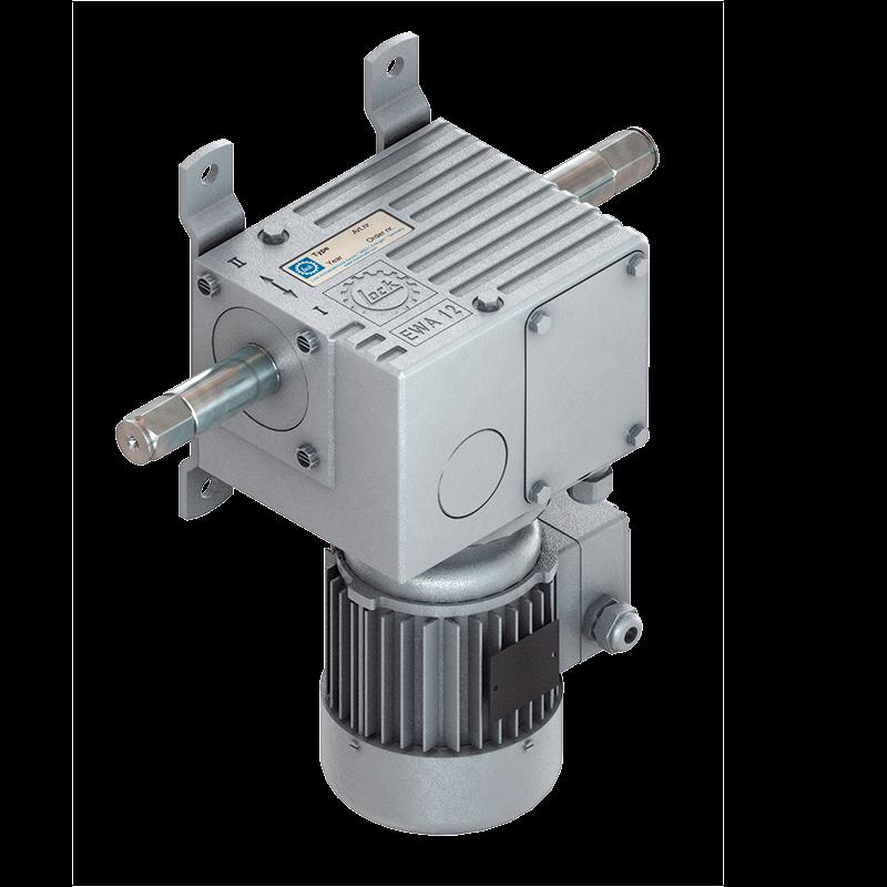Lock EWA / 12.1505 / 150 Nm / 400 V / 50 Hz / E20 - 4,3 Umdrehungen/Minute - Welle 66 (6-kant)