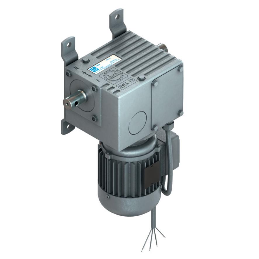 Lock EWA 12.2505 / 250 Nm / 400V - 4,4 Umdrehungen/Minute - Welle 06