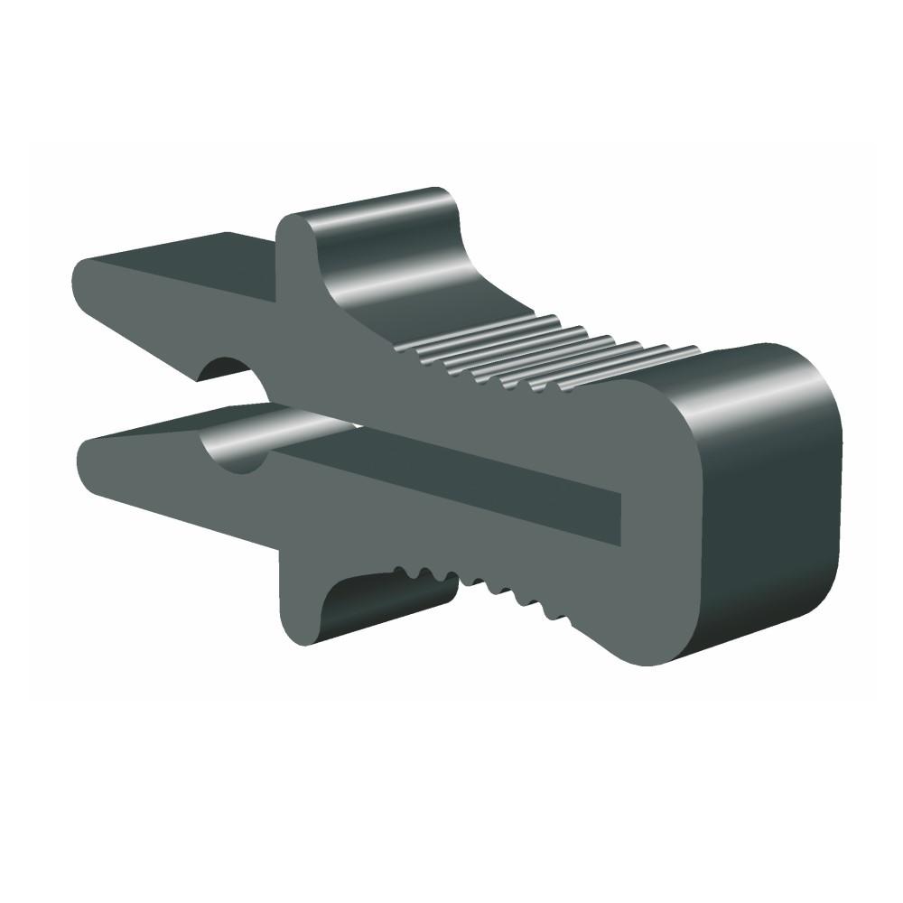 Federclip 6 mm für Federstahlstäbe