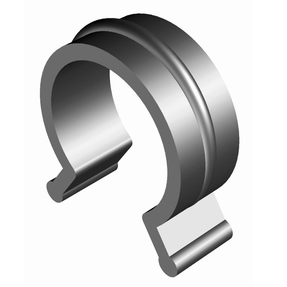 Rohrklammer 19mm - für Ø 19 - 22 mm Rohre
