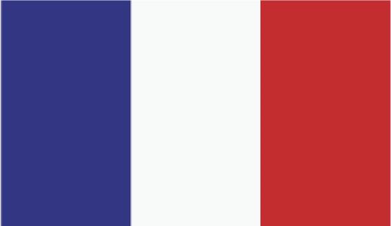 Standard Frankreich